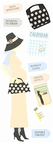 - A Touch Of Jolee's Dimensional Stickers, Pregnancy