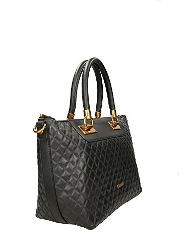 Liu Jo Anna Quilted Shopper black_black x