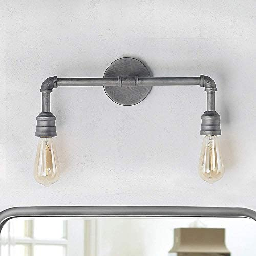 LNC A03373 Bathroom Light Fixtures
