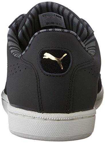 Puma Match 74 Citi Series Nm Heren Us 10 Zwarte Sneakers