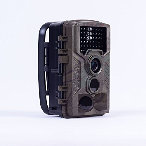GordVE KG801 Waterproof Trail Camera 12MP 1080P HD Infrared Night Vision Wildlife Hunting Cam Infrared Scouting Camera