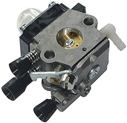 OuyFilters Carborator Carburateur Primer Ampoule kit Stihl FS38/FS45/Fs45/C Fs45l FS46/Fs46/C Fs55/C Fs55/Fs55r Fs55rc Hl45