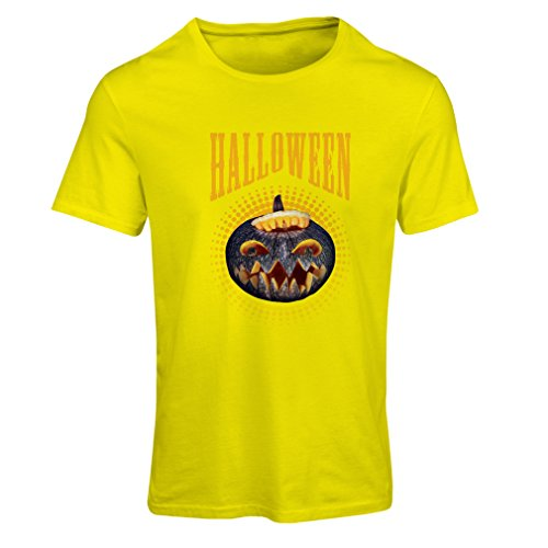 T Shirts For Women Halloween Pumpkin - Clever Costume Ideas 2017 (XX-Large Yellow Multi Color) -
