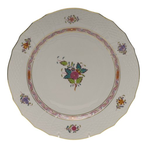Herend Chinese Bouquet Multicolor Service Plate
