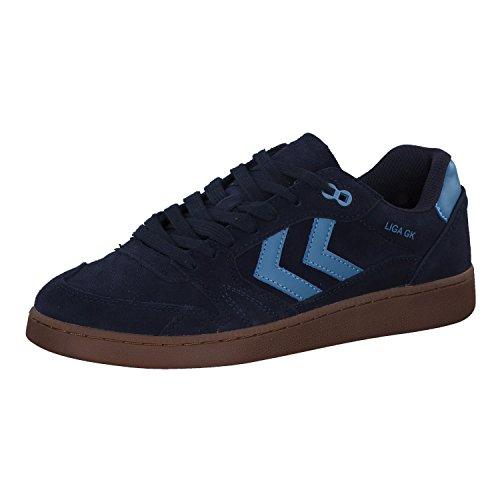 Hummel Peacoat Uomo Liga Gk 60089 Sneaker rafpavwqxT