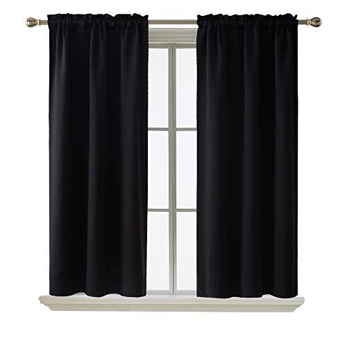 Deconovo Blackout Curtain Room