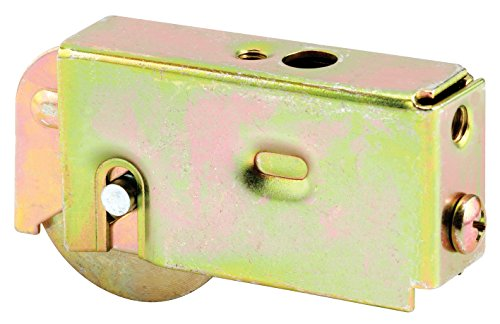 Prime-Line Products D 1878 Sliding Door Roller Assembly with 1-1//2-Inch Steel Ball Bearing