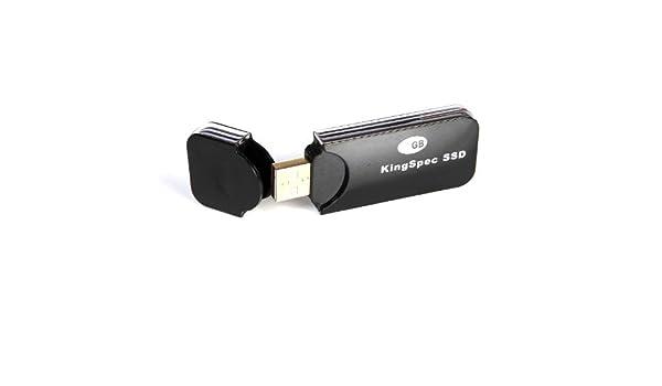 35) KingSpec SSD da 8 GB USB flash drive, hard disk, disco rigido ...