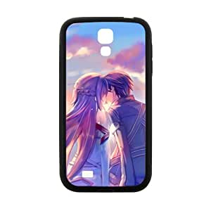 Lovers Kiss New Style High Quality Comstom Protective case cover For Samsung Galaxy S4
