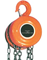 I-lift Equipment Hu-Lift HCB Steel Chain Hoist, 2200 Lbs. Capacity, 118-Inch Lift Height