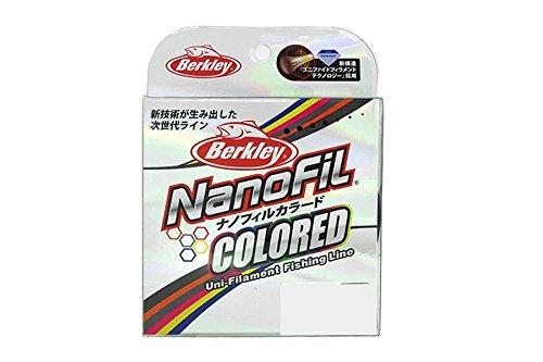 Berkley(バークレー) ライン ナノフィル カラード 300m 1.0号 12LB.の商品画像