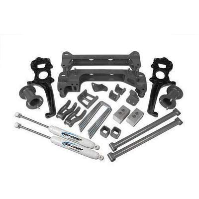 Pro Comp 6 Inch Lift Kit with Front MX2.75 Coilovers and Pro Runner Shocks - K4137BPX