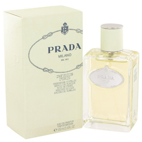 - Prada Infusion D'iris by Prada Women's Eau De Parfum Spray 3.4 oz - 100% Authentic