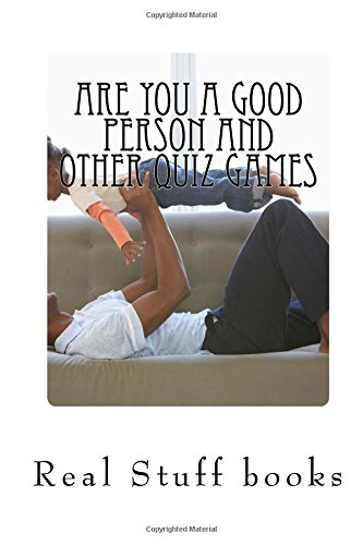 Are You A Good Person and other quiz games PDF