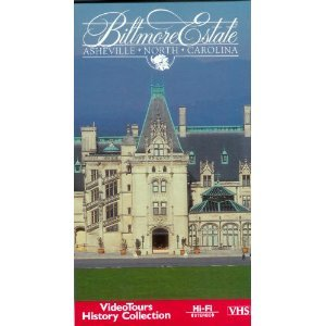 (Biltmore Estate: The Official Video (VideoTours History Collection) [VHS] )