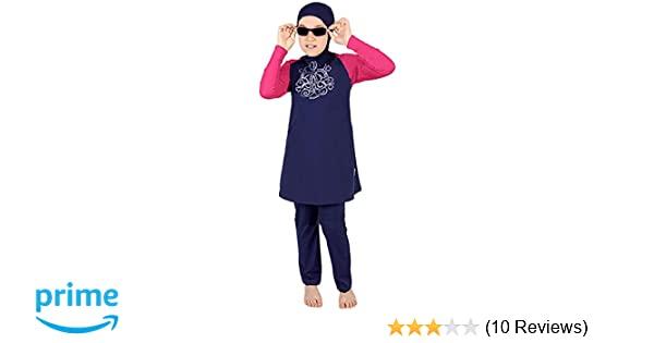 3f94ee4171 YEESAM Prime Swimsuit for Islamic Young Girls - Sun Protection UPF 50+