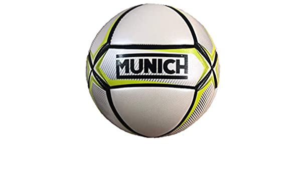 Munich Balón fútbol Prima Ball Indoor 62cm 5001081: Amazon.es ...