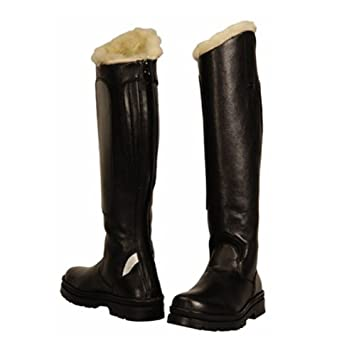 Amazon.com : TuffRider Women's Tundra Fleece Lined Tall Boots in ...