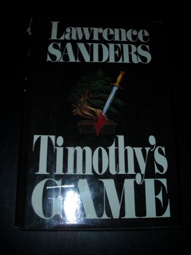 Timothy'S Game by Lawrence Sanders