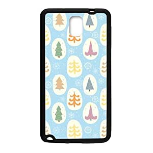 Canting_Good,colorful trees, Custom Case for Samsung Galaxy Note 3 (Laser Technology)