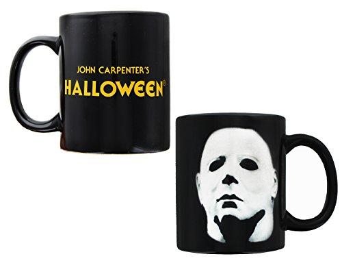 nknown Halloween Michael Myers Heat Change Mug by nknown