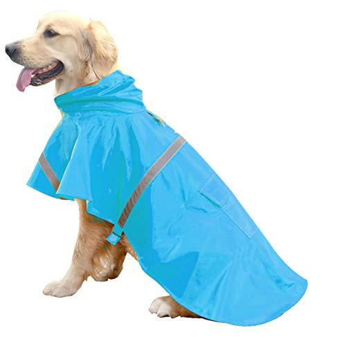 HAPEE Dog Raincoats for