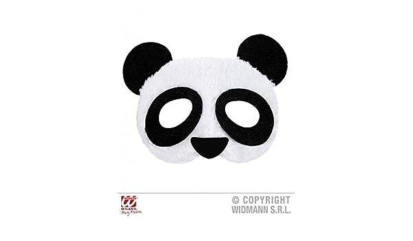 Máscara de pestañas / Máscara / Mascarilla felpa Oso panda (Traje de la panda / Traje de animal Accesorio) : Amazon.es: Juguetes y juegos