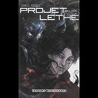 Le Projet Léthé - Tome 1 : Érèbe (EU.FANTASTIQUE)