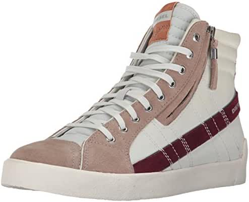 Diesel Men's D-Velows D-String Plus Mid Sneaker
