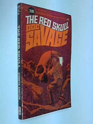 book cover of The Red Skull