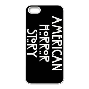 American Horror Story Personalized Cover Case with Hard Shell Protection for Iphone 5,5S Case lxa#275648