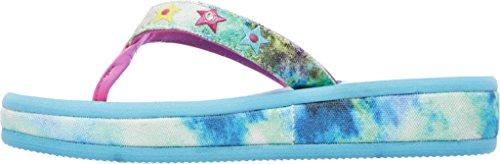 Skechers Twinkle Toes Sunshine Hippie Skippie blau Hausschuhe meisjes Größe 28 EU