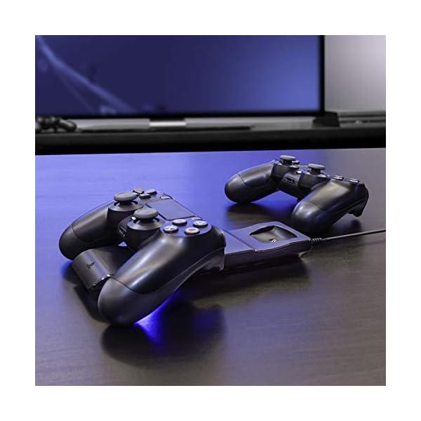 PDP Gaming Ultra Slim Charging System - PlayStation 4, 051-100 - PlayStation 4 4
