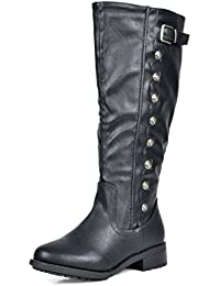 Women's Knee High Riding Boots (Wide Calf Available)