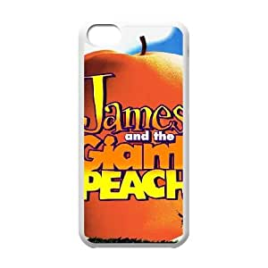iPhone 5C Phone Case White James and the Giant Peach AXF514506
