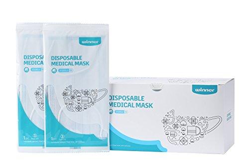 Dental Loops Disposable Face Ear Masks Breathability Surgical