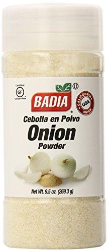 Badia Onion Powder, 9.5-Ounce (Pack of 6) by Badia