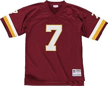 competitive price 6c408 9f62e Mitchell & Ness Joe Theismann 1982 Washington Redskins Home Maroon Legacy  Jersey