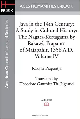 Java in the 14th Century: A Study in Cultural History by Rakawi Prapantja (2008-08-01)