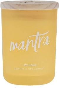 DW Home Zen Collection Mantra Lemon & Spearmint 7.5 oz Candle