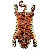 チベタン タイガーラグ Tibetan Tiger Rug