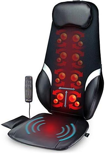 Massage Cushion Vibration Multi Zone Programmable