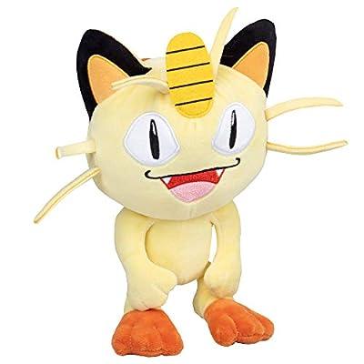 Pokémon Meowth Plush Stuffed Animal Toy - 8