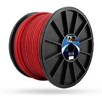 DB Link STPW8R250Z 8-Gauge 250-Feet Roll Soft Touch Power Wire (Red)