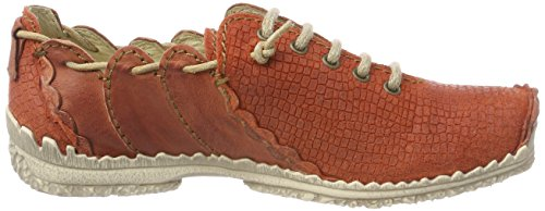 Rovers Damen Oxfords Rot (Rot)