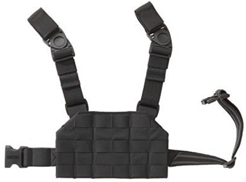 Compact Strike Drop Leg Platform 3X6X4 Black