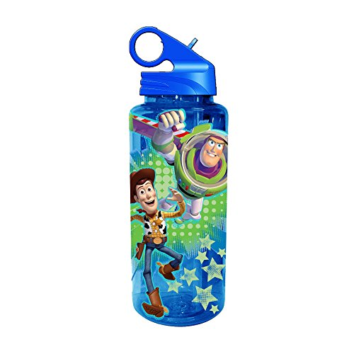 disney-silver-buffalo-to9964-disney-pixar-toy-story-action-tritan-water-bottle-600ml-multicolor