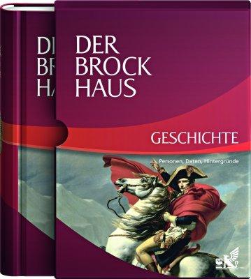 Der Brockhaus Geschichte: Personen, Daten , Hintergründe