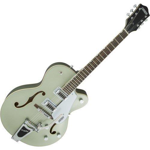 Cutaway Guitar Gretsch (Gretsch G5420T Electromatic Hollowbody - Aspen Green)