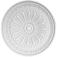 Rosetón de techo de poliétano 1.0037 diámetro 33